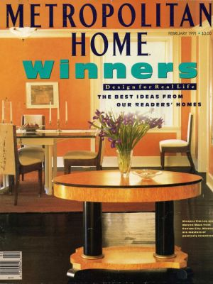KSDS Press Metropolitan Home, February 1991
