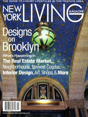 KSDS Press New York Living Magazine, September 2006