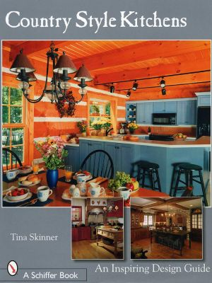 KSDS Press Country Style Kitchens by Tina Skinner